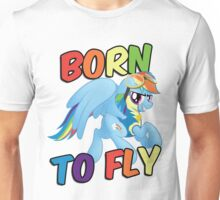 Born to Fly Shirt (Version 1) Unisex T-Shirt