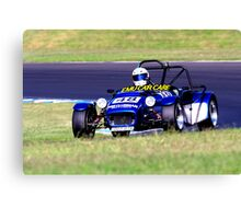 James Dick | Shannons Nationals R1 | 2013 Canvas Print