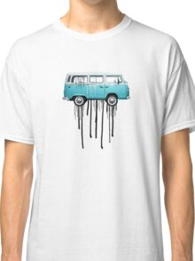 vw kombi 2 tone paint job Classic T-Shirt