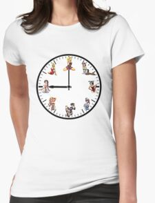Sexy Girls Clock2 T-Shirt