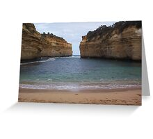 Loch Ard Gorge - Great Ocean Road VIC Greeting Card