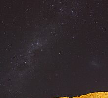 Milky Way over the Red Centre by myebra
