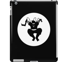 Ninja Vanish iPad Case/Skin