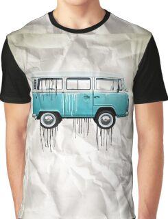 vw kombi paint job Graphic T-Shirt
