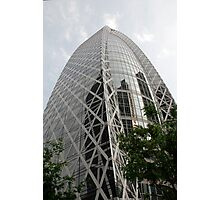 Tokyo Office Building Photographic Print