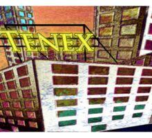 Tenex Building Sticker