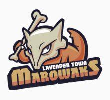Lavender Town Marowaks by cronobreaker