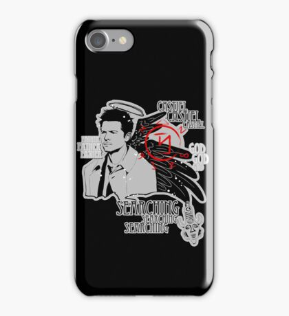Searching for God iPhone Case/Skin