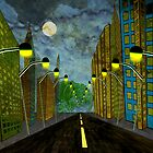 Street Lights by Troy Brown