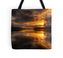 Burn For You - Narrabeen Lakes, Sydney Australia - The HDR Experience Tote Bag