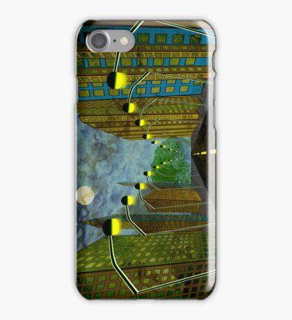 Street Lights iPhone Case/Skin