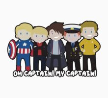 Oh Captain! My Captain! by ensignjekov