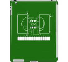 R.A.M iPad Case/Skin