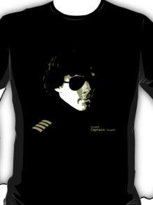 Cabin Pressure - Captain Martin Crieff T-Shirt