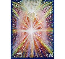 Activation Angel - Reiki charged Photographic Print