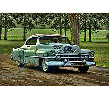 "1951 Cadillac ""Grandpa's Caddy"" Photographic Print"