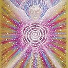 Lemurian Angel - Reiki charged by Hayley Mawson Roberts