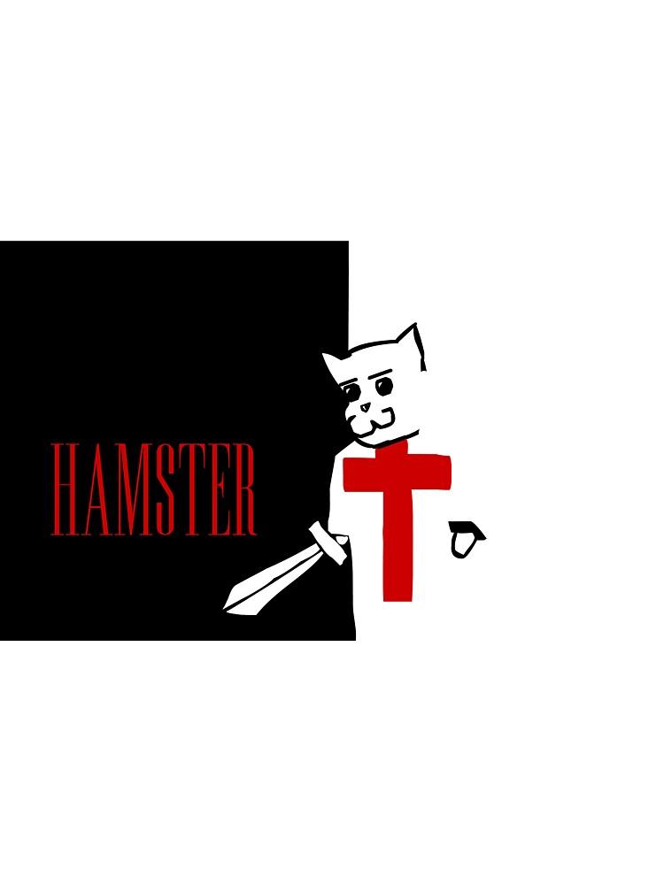 Hamster Face by MonkeyButlerz