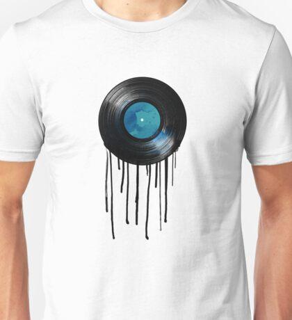 vinyl drip Unisex T-Shirt