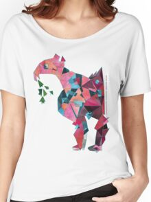 Flamingo Before Weekend Women's Relaxed Fit T-Shirt
