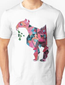 Flamingo Before Weekend Unisex T-Shirt