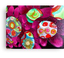 Easter Egg Canvas Print