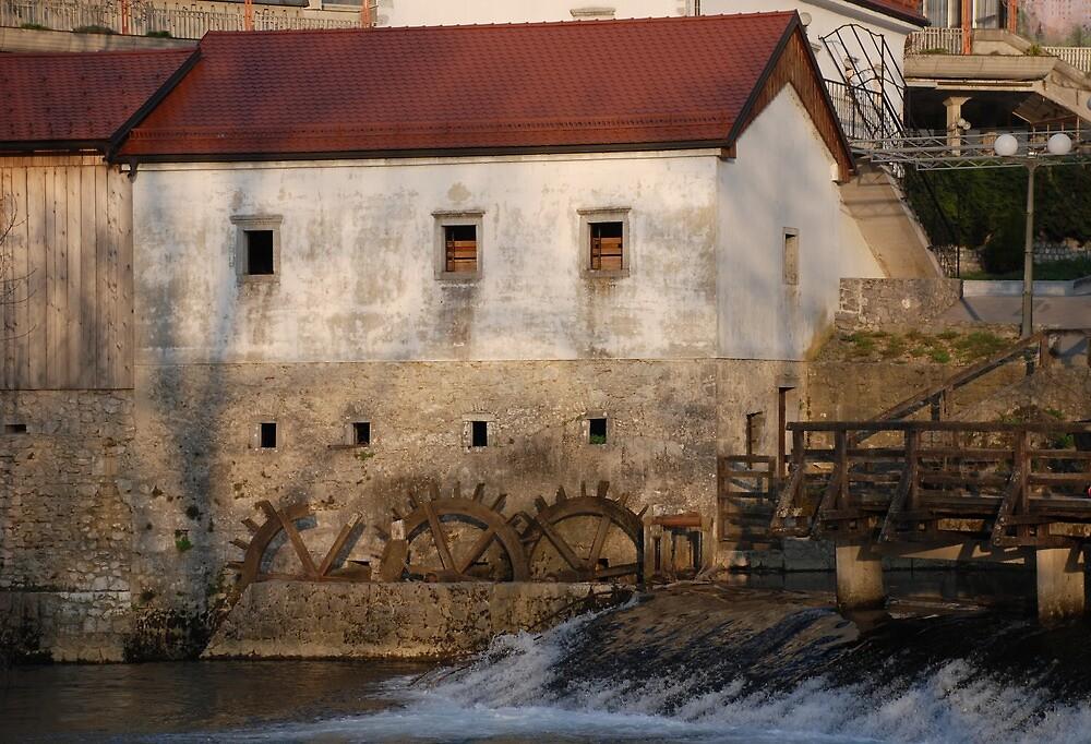 Postojna Mill by jojobob