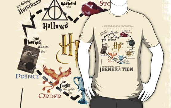 We are the Harry Potter Generation by Fawkes