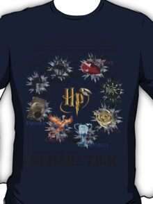 We are the Harry Potter Generation T-Shirt
