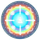 Teacher of Light Lightworker Mandala by Martin Rosenberger