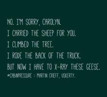 "Cabin Pressure - Quote ""Goose"" by cabinpressure"