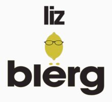 Liz Lemon (Blerg) T-Shirt