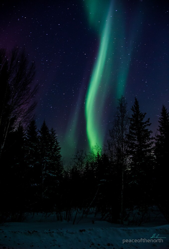 St Paddy's Day Auroras...#2 by peaceofthenorth