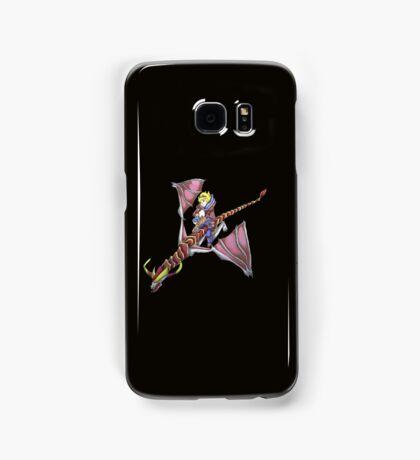 Ezreal riding Shyvana as Eragon with Saphira Samsung Galaxy Case/Skin