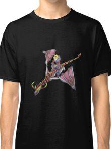 Ezreal riding Shyvana as Eragon with Saphira Classic T-Shirt