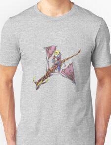 Ezreal riding Shyvana as Eragon with Saphira T-Shirt