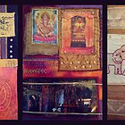 Textiles Sketch Book Pieces by EmilyLouiseLong