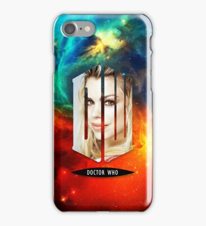 Doctor Who - Rose Tyler (Billie Piper) iPhone Case/Skin