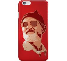 Bill Murray - Zissou iPhone Case/Skin