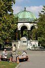 Fountain of German Kaiser Wilhelm II in Istanbul by Jens Helmstedt