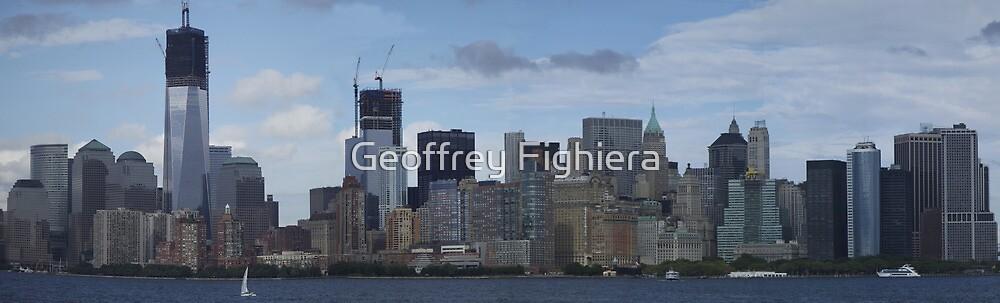 Manhattan by Geoffrey Fighiera