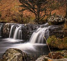 And The Water Falls by Georden