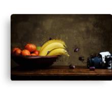 The Fruit Shoots Back! Canvas Print