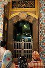 The Tomb of Eyyub el Ensari in Istanbul by Jens Helmstedt