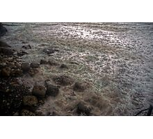 Bubbling Waters Photographic Print