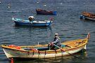 Ferryman by Jens Helmstedt