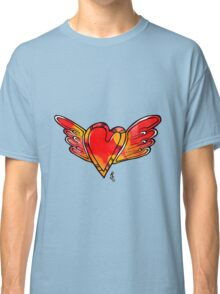 Angel's heart  Classic T-Shirt