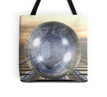 Three Spheres Tote Bag