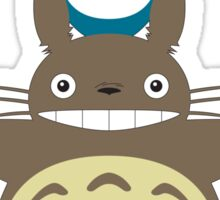 Totoro Totem with Detail Sticker