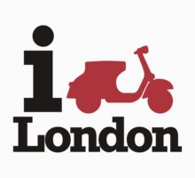 I Scooter London by Scooterist
